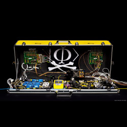 Quantum hacker's toolkit. A toolbox small enough to fit in a suitcase is enough to counterfeit quantum measurements.